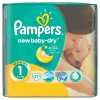 Подгузники Pampers New Baby-Dry 2-5кг