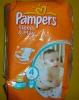Подгузники Pampers Sleep & Play