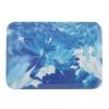 """Поднос пластиковый Vetta 34x24 см """"Синие цветы"""""""