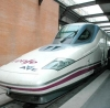Поезд Ave (Renfe) из Мадрида в Валенсию (Испания)