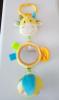 Погремушка с зеркальцем и пищалкой Devik baby GH61800