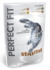 Полнорационный сухой корм Perfect Fit Sensitive с курицей для взрослых кошек