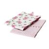 Полотенце кухонное Эва-Лилль роза IKEA