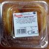 Пончик Ашан со сливочным кремом