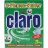 """Порошок """"Claro"""" тройного действия для посудомоечных машин"""