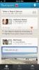 Приложение Foursquare для iPhone