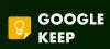 Приложение Google Keep для Android