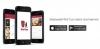 """Приложение """"Red Cup - кофе и десерты"""" для Android"""