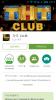 """Приложение """"Тнт-club"""" для Android"""