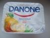 Продукт творожный Danone  груша-банан