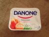 Продукт творожный Danone персик-абрикос