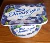 """Продукт творожный Danone """"Даниссимо"""" с черникой"""