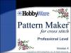 Программа для вышивания Pattern Maker Viewer