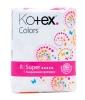 Прокладки Kotex Colors Super