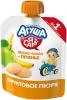 """Пюре фруктовое Агуша """"Я Сам"""" Яблоко, банан, печенье"""