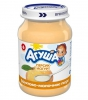 Пюре фруктово-молочное «Агуша» персик-йогурт