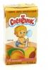 """Пюре фруктовое """"Спелёнок"""" персик, с сахаром"""