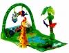 """Развивающий игровой коврик """"Веселый островок"""" БамБини"""