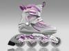 Роликовые коньки раздвижные Ck Play Lilac