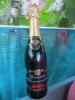 Российское шампанское «Шампанелла» полусладкое белое