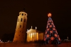 Рождество в Вильнюсе (Литва)