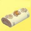 Торт-рулет Винни-Пух «Полено»