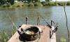 Рыбалка на пруду Бакалды (Россия, Саратовская область)