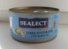 Рыбные консервы «Sealect» тунец кусочками в собственном соку