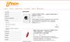 Сайт 100pinion.ru