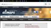 Сайт www.alimero.ru