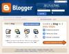 Сайт Blogger.com