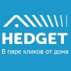 Сайт Hedget.com для поиска квартиры