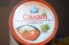 """Салат Leor """"Казацка сила"""" с морковью, сельдереем и растительным маслом"""