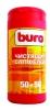 Чистящие салфетки Buro универсальные