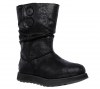 Сапоги женские Skechers Keepsakes Women's High Boots 48367-BLK