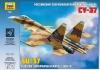 Сборная модель Zvezda истребитель Су-27