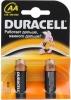 Щелочные батарейки Duracell AA Basic, MN1500 K2