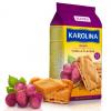 """Сдобное печенье """"Karolina"""" Roshen с виноградом и ванильным ароматом"""