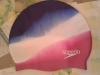 Шапочка для плавания Speedo Multi Coloured Silicone Cap