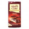 Шоколад Alpen Gold темный