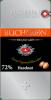 Шоколад Bucheron Standart горький шоколад с фундуком 72%