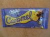 Молочный шоколад Milka Caramel с карамельной начинкой