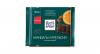 Шоколад темный Ritter Sport Миндаль и апельсин 50% какао