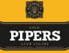 Сигариллы Pipers с ароматом ванили