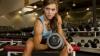 Силовые тренировки в спортзале