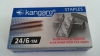 Скобы для степлера Kangaro 24/6 Staples