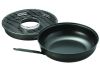 Сковорода Гриль-газ D-501 с мраморным покрытием