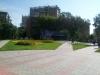 """Сквер """"Лучистый"""" (Новосибирск, ул. Красный проспект, д. 186/1)"""