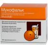 """Слабительный фитопрепарат """"Мукофальк"""" Dr. Falk Pharma Апельсиновый вкус"""