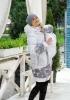 Слингокуртка зимняя Diva Milano Outerwear Bianco